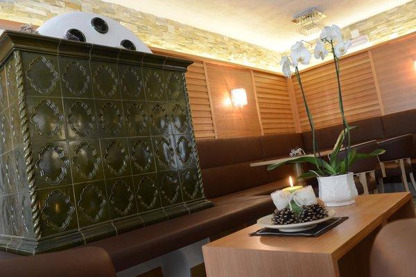 The common areas Hotel Cimon Dolomites