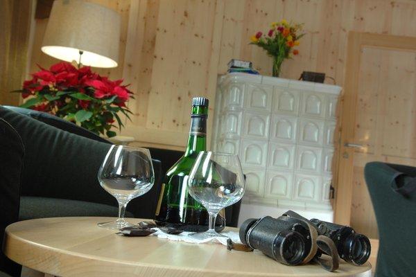Photo of the stube Hotel Cimon Dolomites