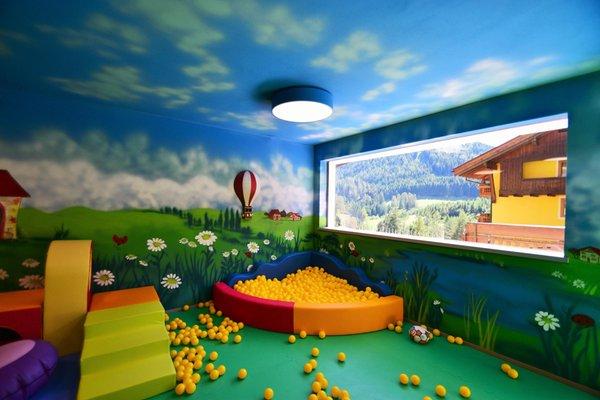 La sala giochi Hotel Shandranj
