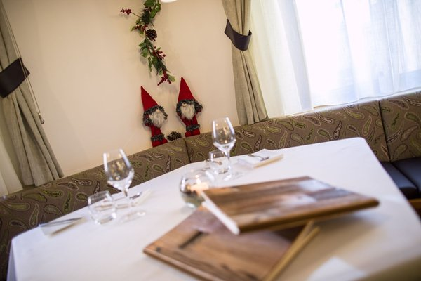 The restaurant Tesero Al Cervo - Dolomites Experience