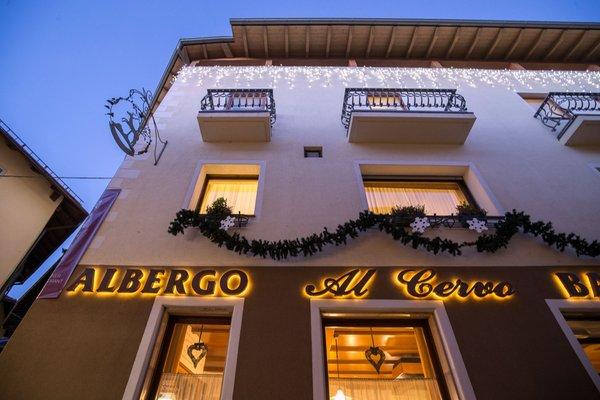 Foto invernale di presentazione Al Cervo - Dolomites Experience - Hotel 3 stelle
