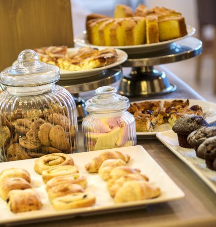 The breakfast Villa di Bosco - Apartments in hotel 4 stars