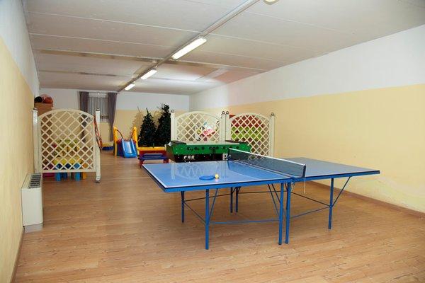 The children's play room Apartments in hotel Villa di Bosco