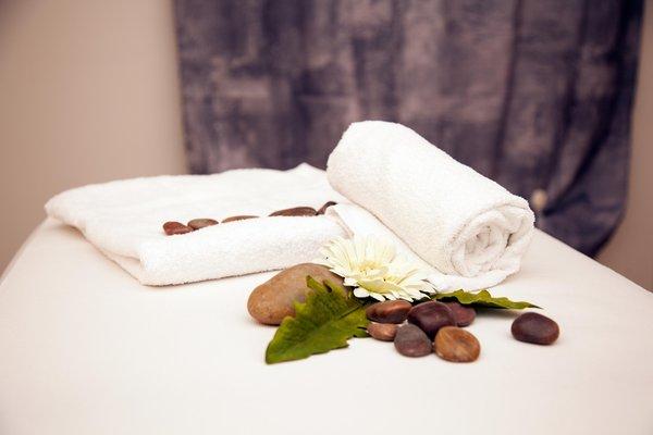Photo of the wellness area Apartments in hotel Villa di Bosco