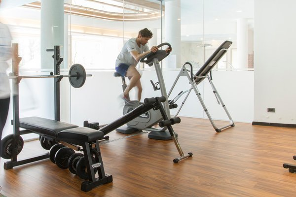 Photo of the fitness area Hotel Berghotel Miramonti