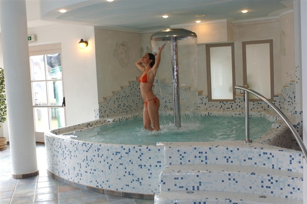 Photo of the wellness area Hotel Berghotel Miramonti