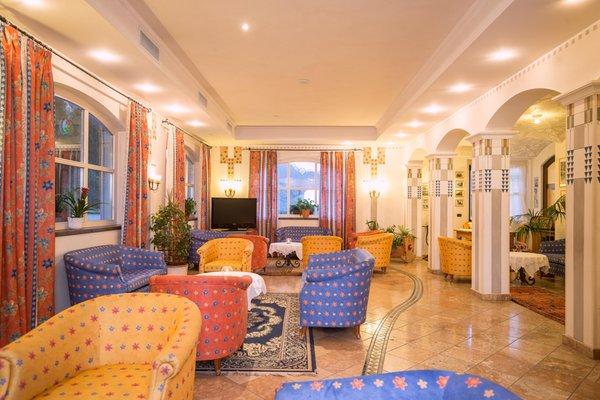 Le parti comuni Hotel Erica