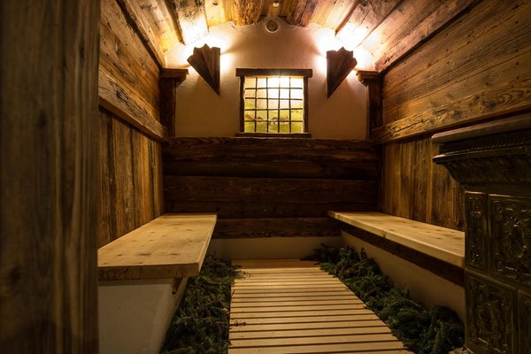 Photo of the sauna Tesero