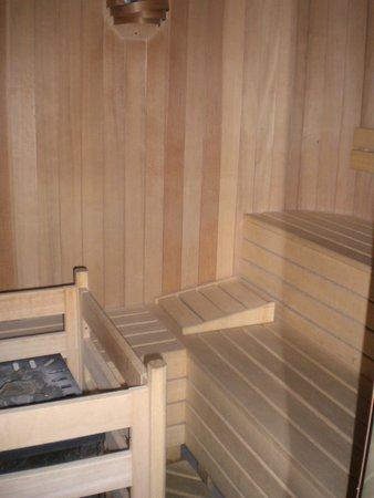 Photo of the sauna Tesero