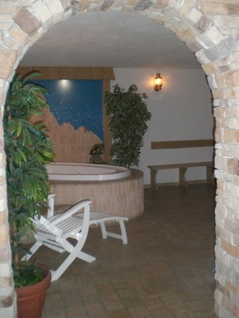 Photo of the wellness area Hotel Pozzole