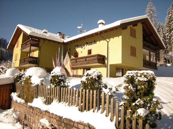 Foto invernale di presentazione Pozzole - Hotel 2 stelle
