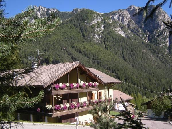 Panorama Tesero