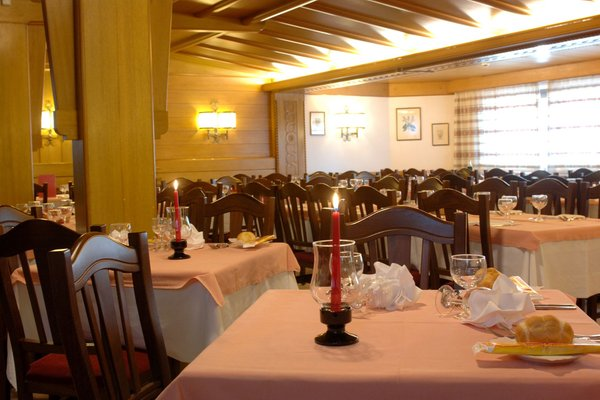 Das Restaurant Tesero Sport Hotel Pampeago