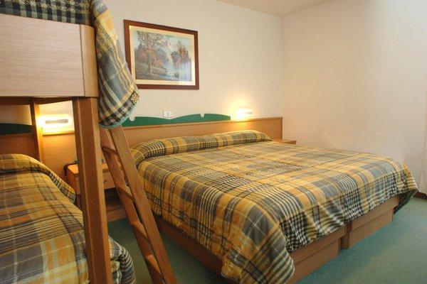 Foto vom Zimmer Sport Hotel Pampeago