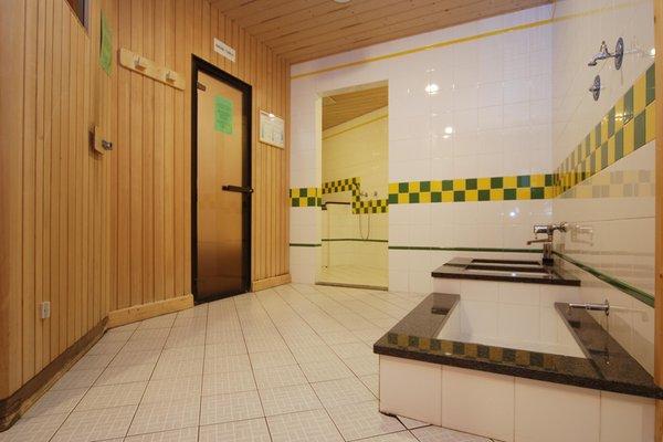 Foto vom Wellness-Bereich Sport Hotel Pampeago