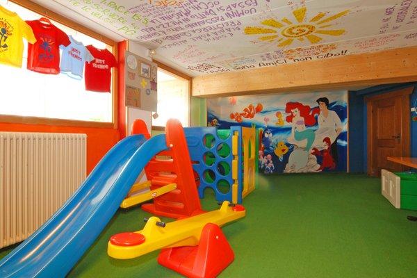 Das Kinderspielzimmer Sport Hotel Pampeago