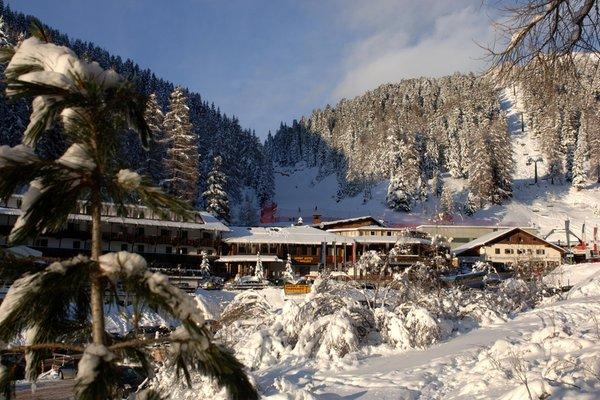 Winter Präsentationsbild Sport Hotel Pampeago - Hotel + Residence 3 Sterne