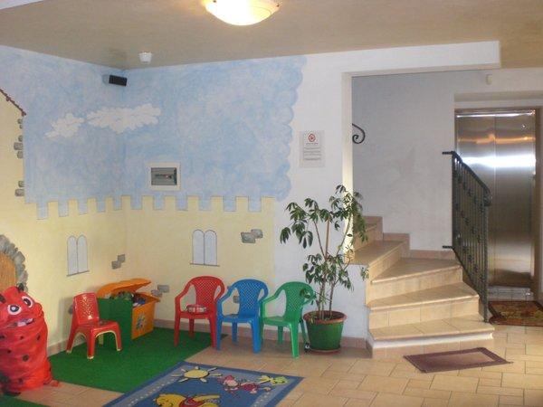 The children's play room Small hotel Serenetta