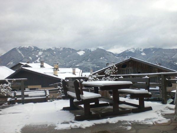 Photo exteriors in winter Serenetta