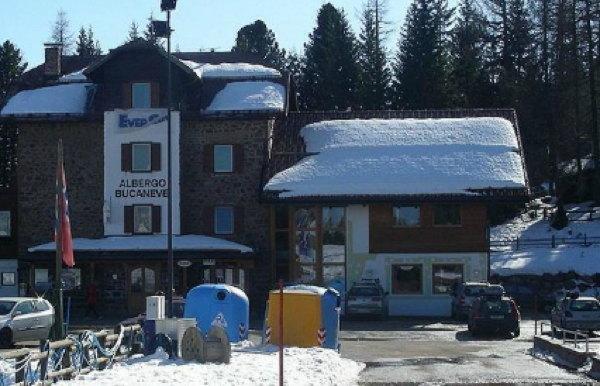Foto invernale di presentazione Bucaneve - Hotel 1 stella