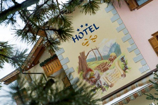 Genzianella - Hotel 3 Sterne Ziano di Fiemme