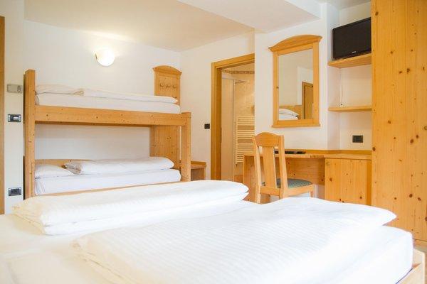 Foto vom Zimmer Hotel Genzianella
