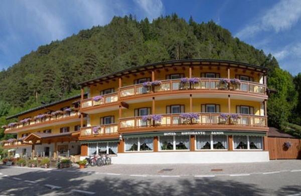 Foto estiva di presentazione Hotel Zanon