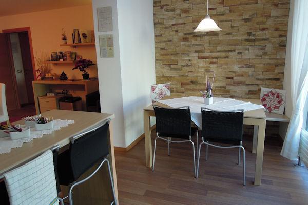 Le parti comuni Bed & Breakfast Casa Vanzetta
