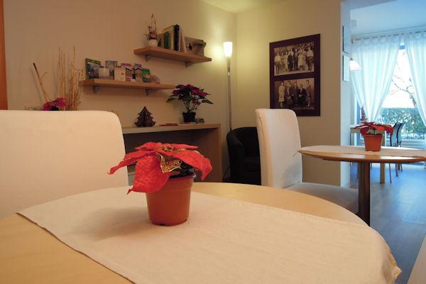 The common areas Bed & Breakfast Casa Vanzetta