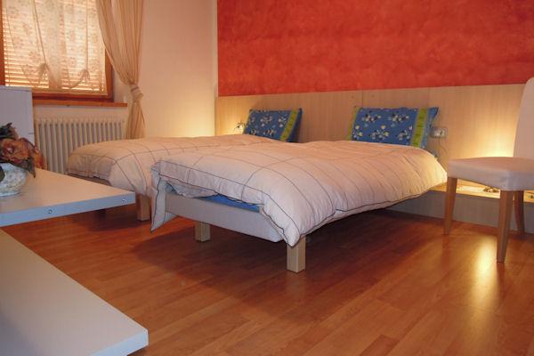 Foto della camera Bed & Breakfast Casa Vanzetta