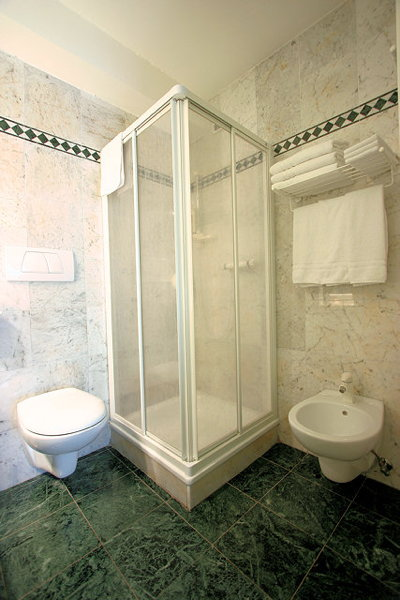 Photo of the bathroom Hotel Negritella