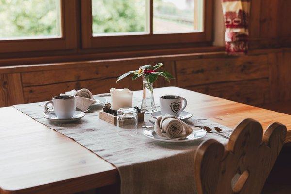 The breakfast Farmhouse Hotel Maso Corradini