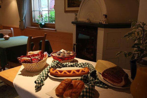 La colazione Al Molin - Camere in agriturismo 2 fiori