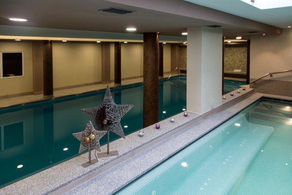La piscina Aparthotel Des Alpes