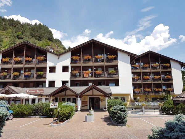 Foto estiva di presentazione Des Alpes - Aparthotel 3 stelle