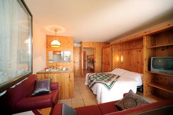 Foto della camera Aparthotel Des Alpes