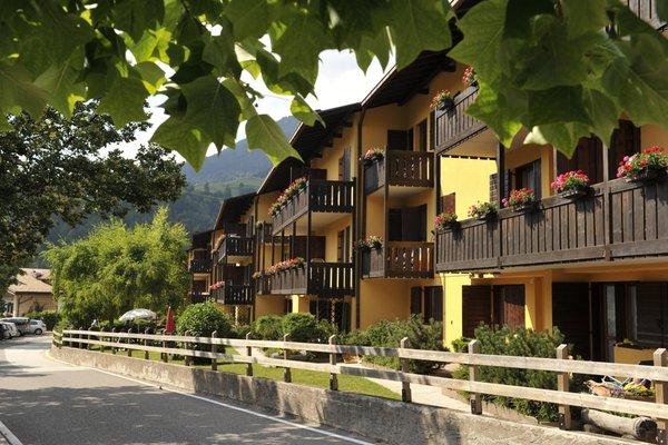 Foto estiva di presentazione Residence Lagorai