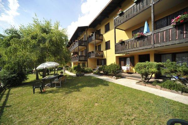 Foto esterno in estate Lagorai