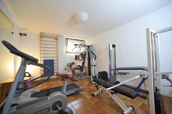 Foto vom Fitness-Bereich Residence Lagorai