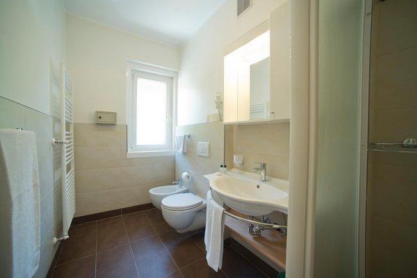 Foto del bagno Residence Lagorai