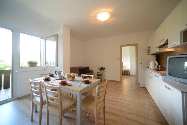 Foto della cucina Lagorai