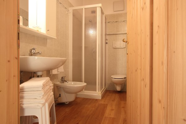 Foto del bagno Residence Montebel