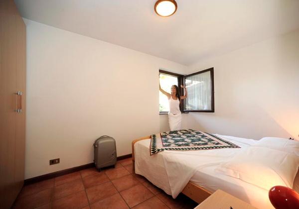 Foto della camera Residence Des Alpes