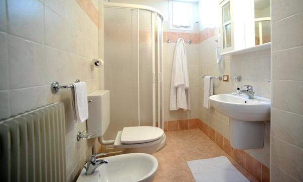 Foto del bagno Residence Des Alpes