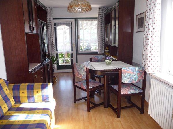 La zona giorno Appartamento Casa Corina