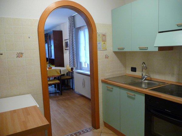 Foto della cucina Casa Corina