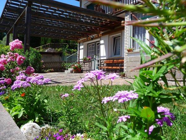 Foto del giardino Cavalese
