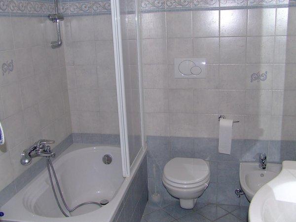 Foto del bagno Appartamenti Casa Corina