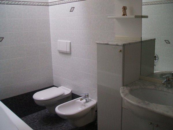 Foto del bagno Appartamenti Defrancesco Roberto