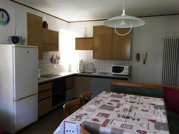 La zona giorno Appartamento Antoniazzi Donatella